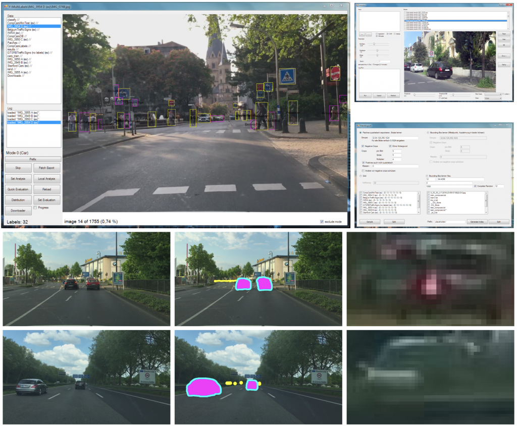 Investigating Multiscale Class Activation Mapping for ConvNet-based Car Detection